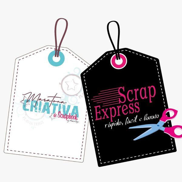 Imagem principal do produto Combo Scrap Express + Maratona Criativa