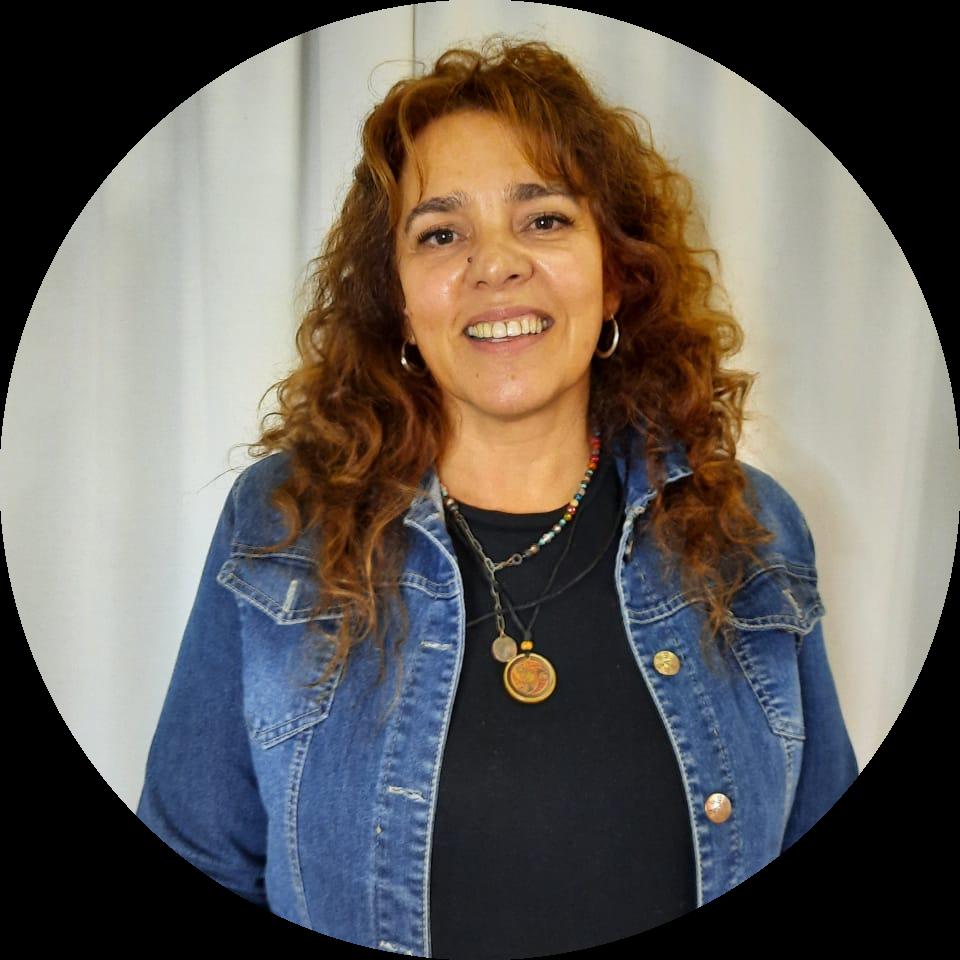 Sandra Meyer - Pdte. Fundación Relevando Peligros