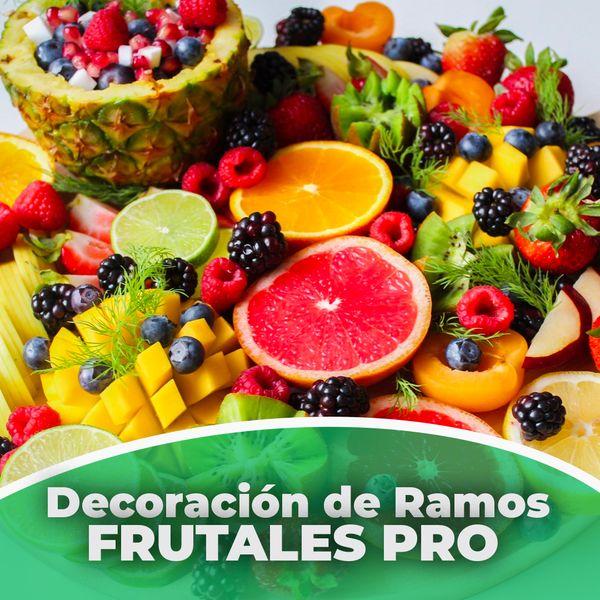 Imagem principal do produto Decoración de Ramos Frutales Pro