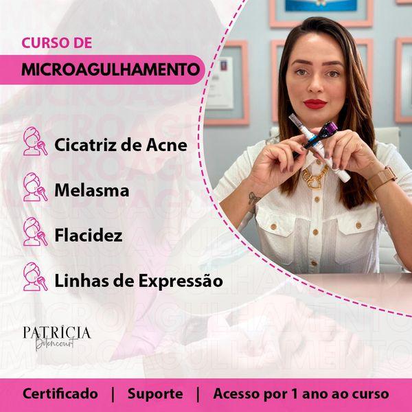 Imagem principal do produto Curso Microagulhamento Expert