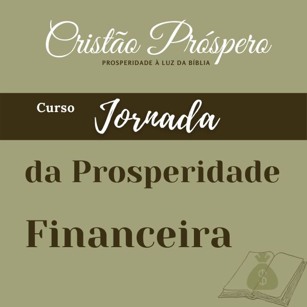 Imagem principal do produto Jornada da Prosperidade Financeira
