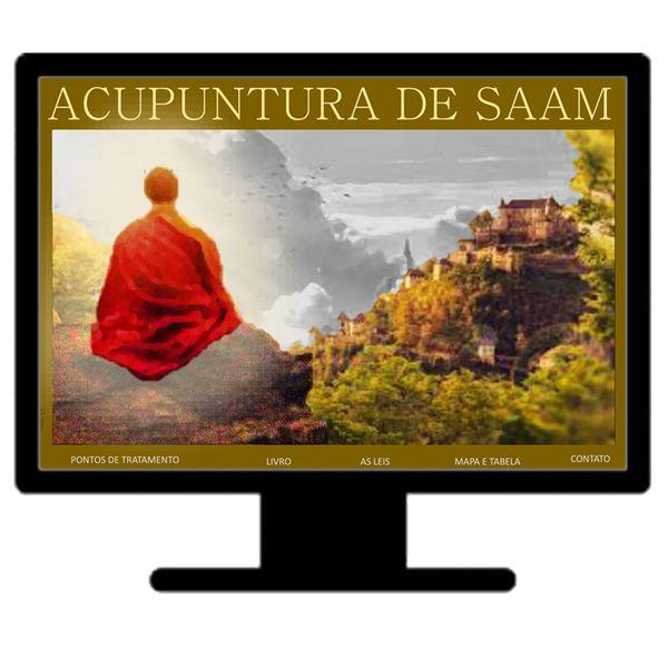 Imagem principal do produto A Acupuntura de SAAM