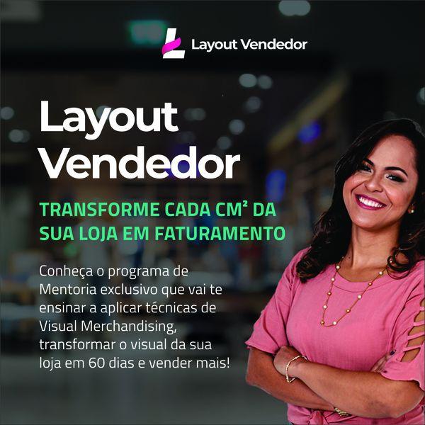 Imagem principal do produto Layout Vendedor