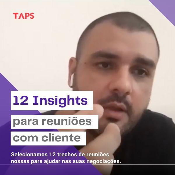 Imagem principal do produto 12 Insights para Reuniões com Cliente