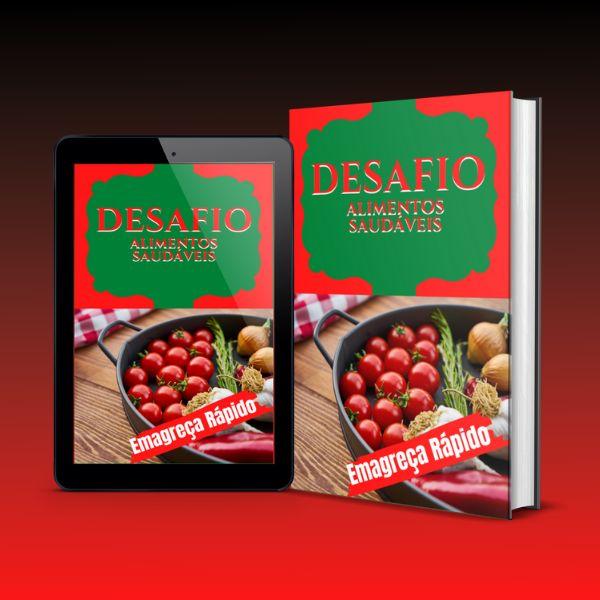 Imagem principal do produto DESAFIO ALIMENTOS SAUDÁVEIS