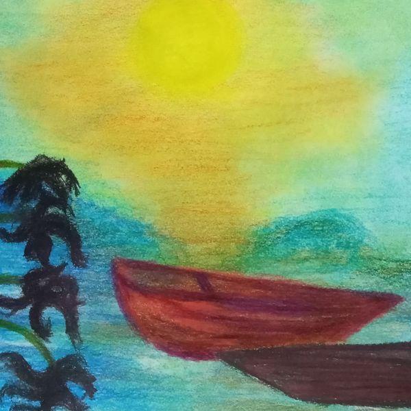 Imagem principal do produto Desenho paisagem