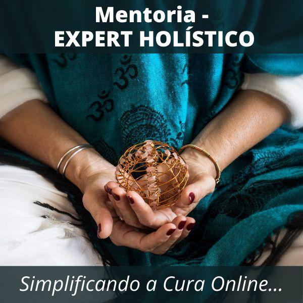 Imagem principal do produto Expert Holístico: Mentoria Individual