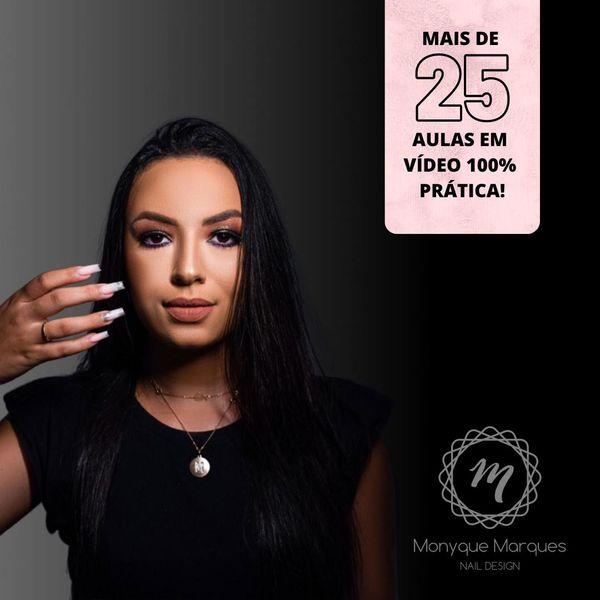 Imagem principal do produto Curso de Unha de Gel - Monyque Marques