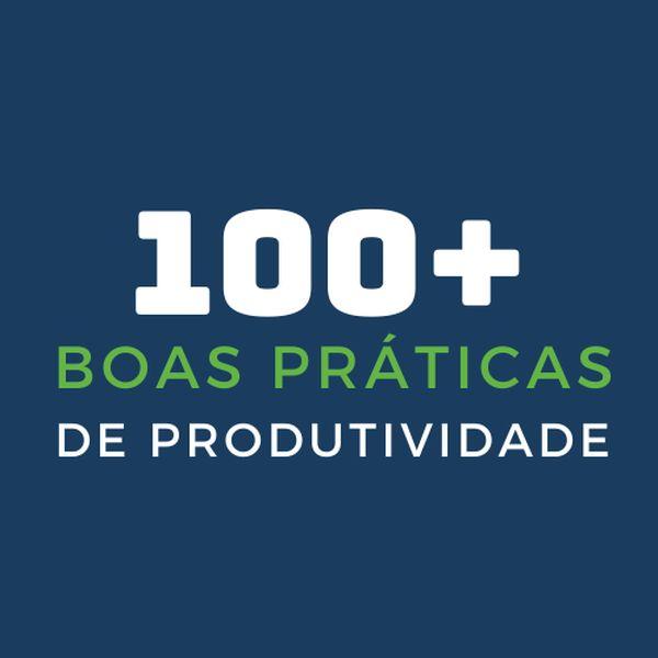Imagem principal do produto 100+ Boas Práticas de Gestão