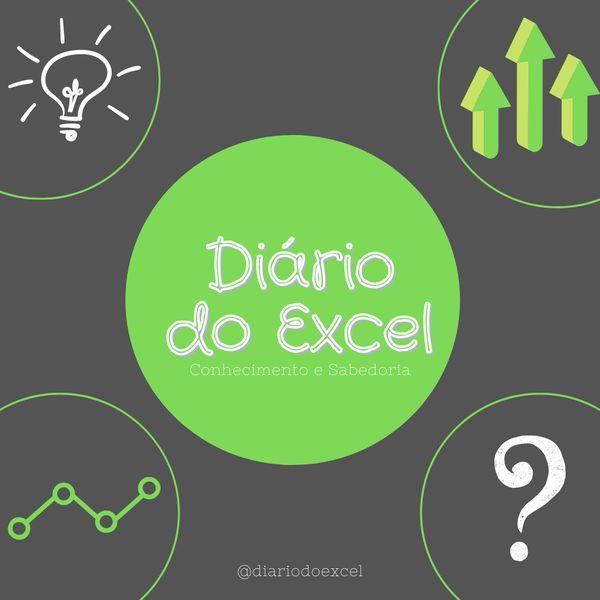 Imagem principal do produto E-Book _ Diário do Excel