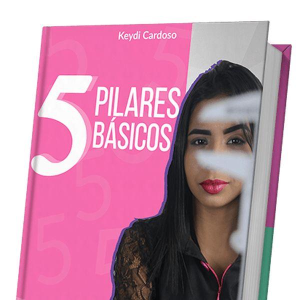 Imagem principal do produto 5 pilares básicos - Empreender com Sobrancelhas
