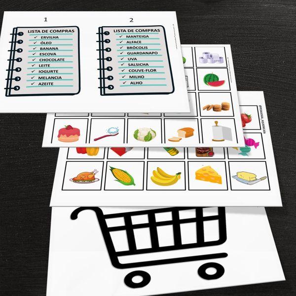 Imagem principal do produto LISTA DE COMPRAS