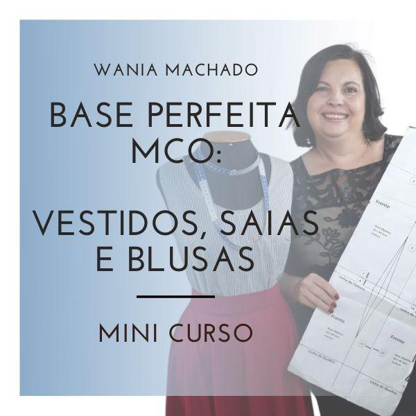 Imagem principal do produto Base Perfeita MCO - Vestidos, Saias e Blusas