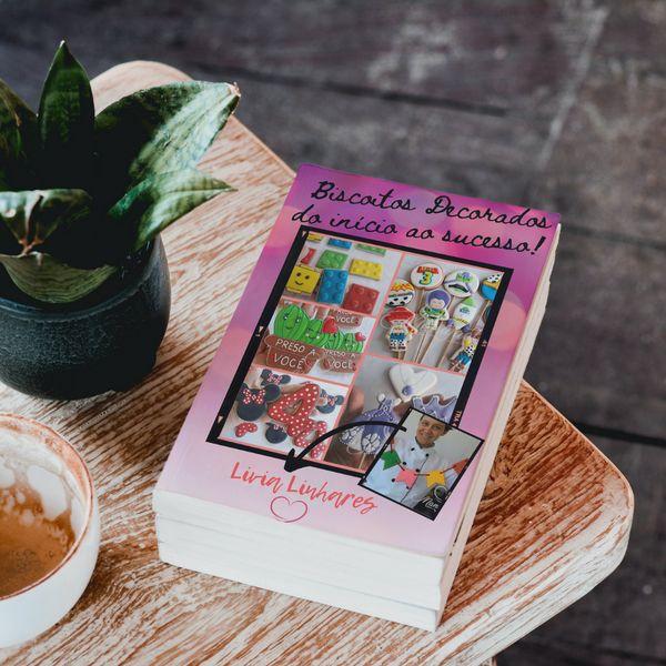 Imagem principal do produto E-book Biscoitos Decorados - Do início ao sucesso!