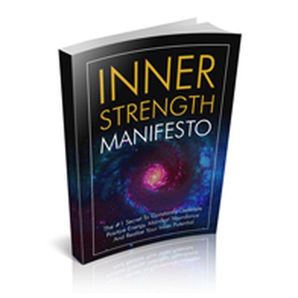Imagem principal do produto Inner Strength Manifesto