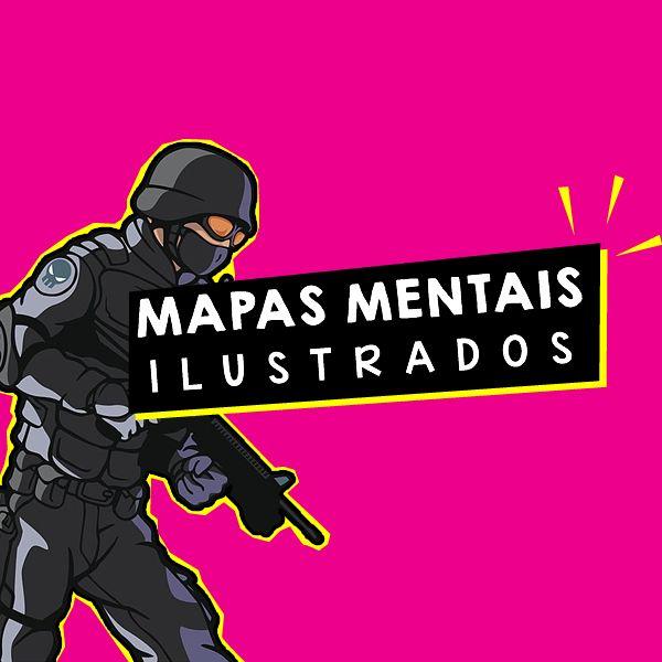 mapa mental inquerito policial 2020