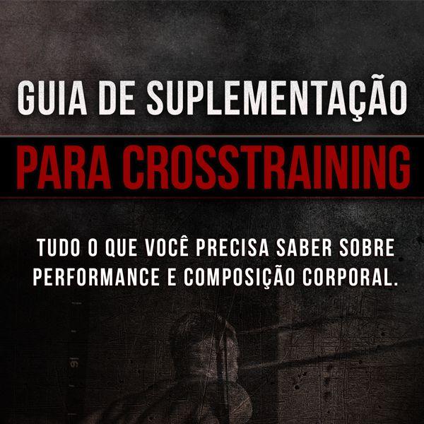 Imagem principal do produto Guia Prático de Suplementação Para Crosstraining 2° edição