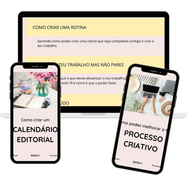 Imagem principal do produto Blogger Pack