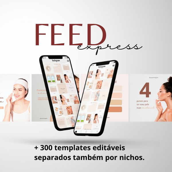 Imagem principal do produto Feed express