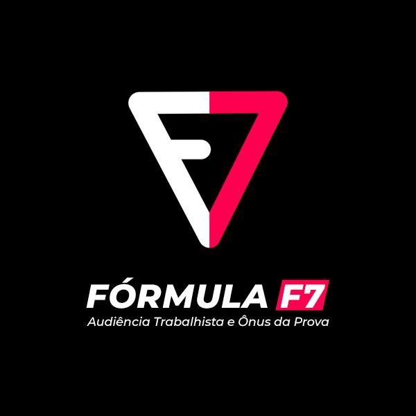Imagem principal do produto Fórmula F7 - Audiência Trabalhista e Ônus da Prova