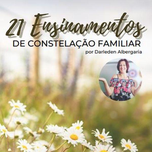 Imagem principal do produto 21 Ensinamentos de Constelação Familiar