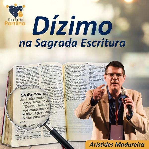 Imagem principal do produto O Dízimo na Sagrada Escritura