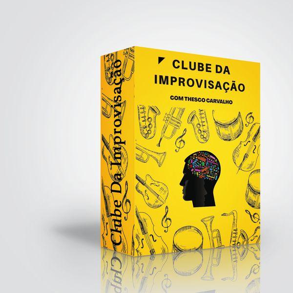 Imagem principal do produto Clube Da Improvisação