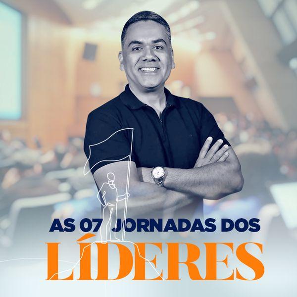 Imagem principal do produto As 07 Jornadas dos Líderes