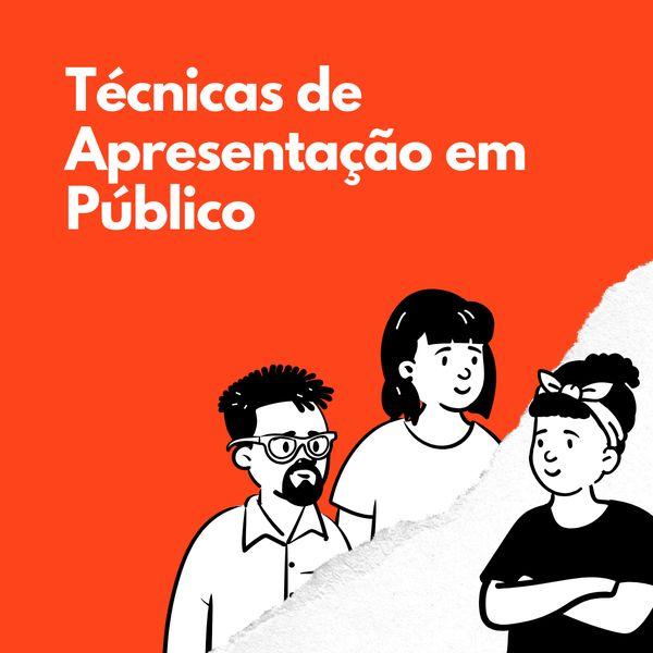 Imagem principal do produto Curso Prático Técnicas de Apresentação em Público - Oratória