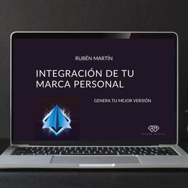 Imagem principal do produto Integración de tu Marca Personal