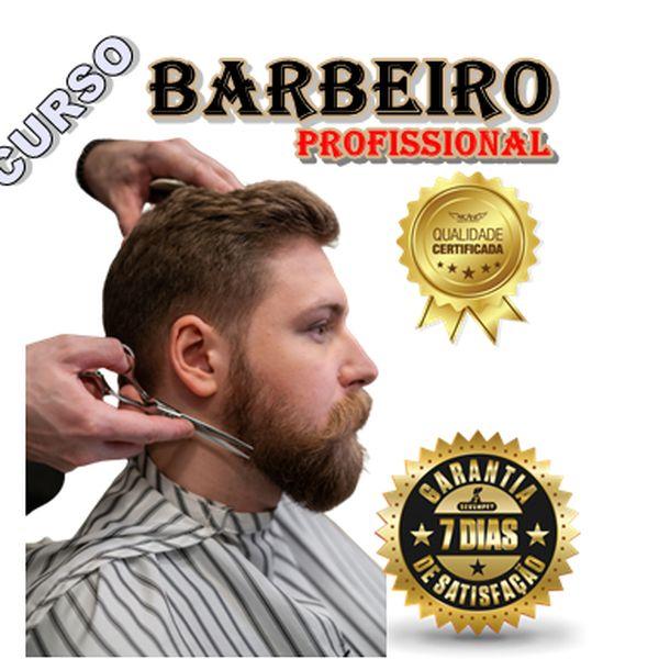 Imagem principal do produto CURSO BARBEIRO PROFISSIONAL