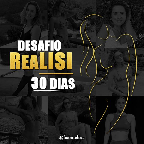 Imagem principal do produto DesafioReaLisi30dias