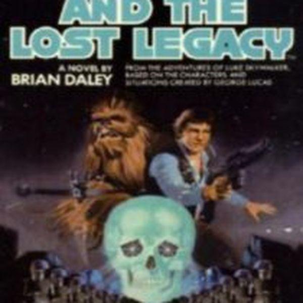 Imagem principal do produto Audiolibro Han Solo y el legado perdido