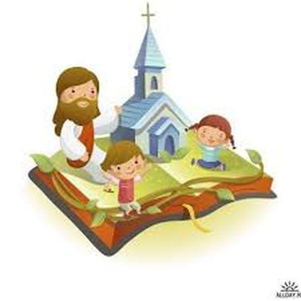Imagem principal do produto Atividades Bíblicas
