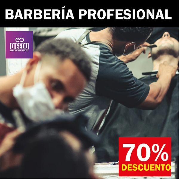 Imagem principal do produto Barbería Profesional