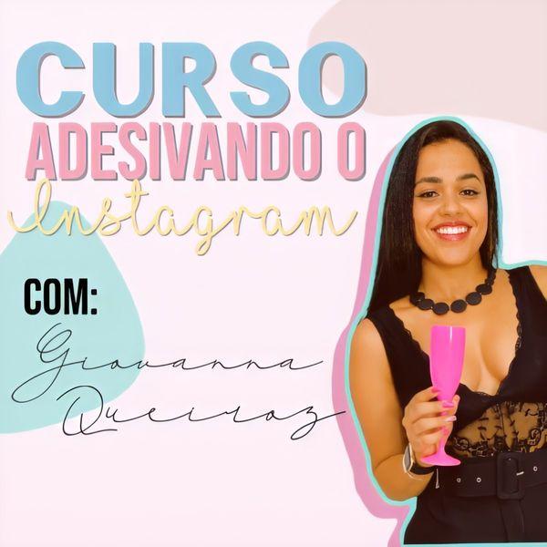 Imagem principal do produto ADESIVANDO O INSTAGRAM