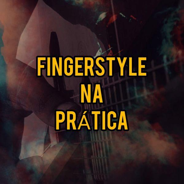 Imagem principal do produto Fingerstyle Na Prática