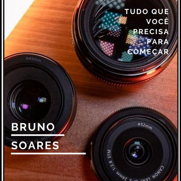 Imagem principal do produto Fotografia para Iniciantes com Smartphone ou Câmera Profissional