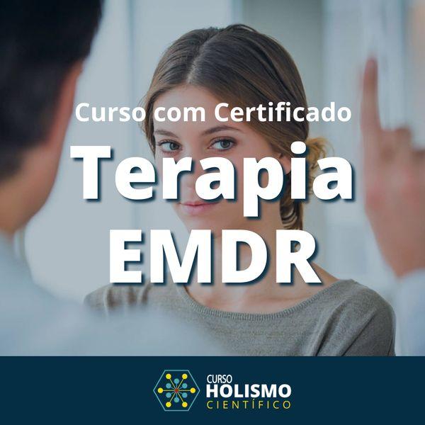 Imagem principal do produto Curso Terapia EMDR