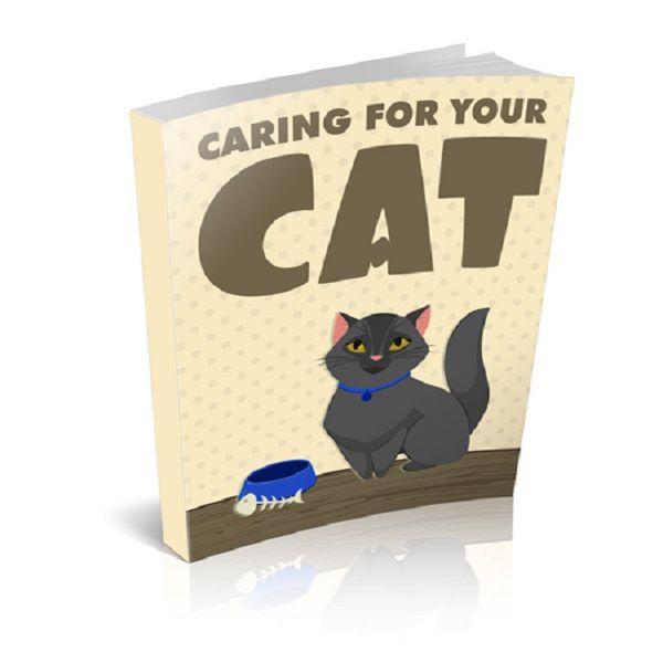 Imagem principal do produto Caring for Your Cat