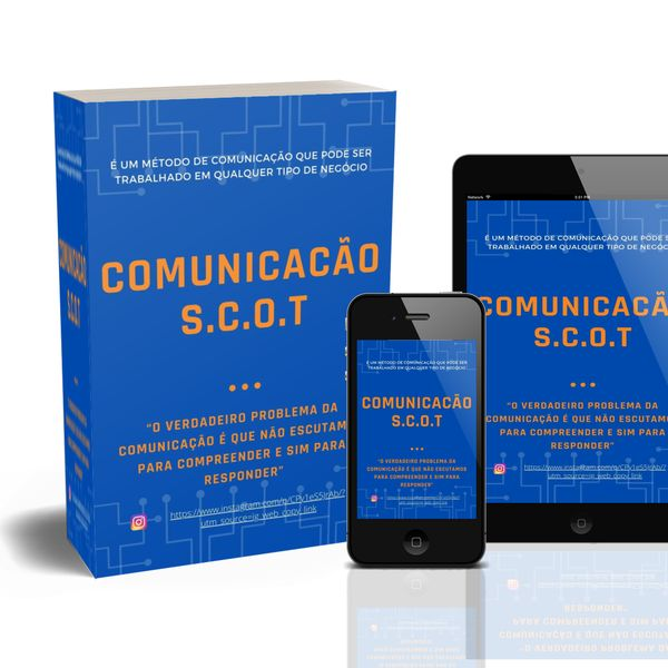 Imagem principal do produto Comunicação S.C.O.T 2021