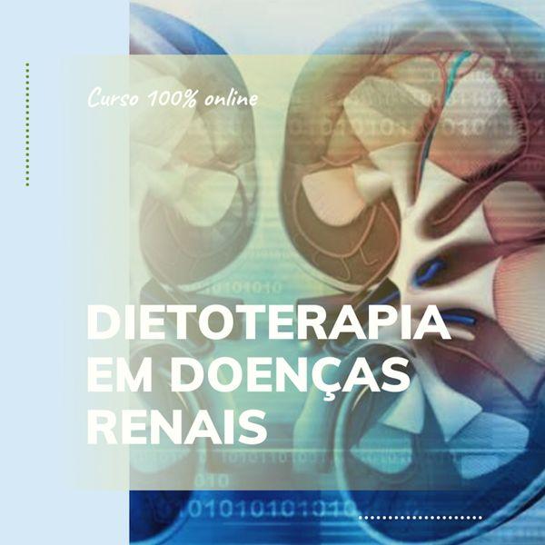 Imagem principal do produto DIETOTERAPIA EM DOENÇAS RENAIS