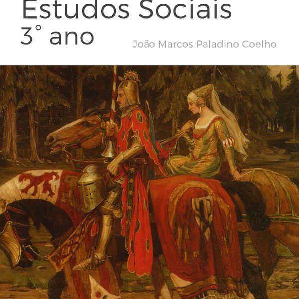 Imagem principal do produto Estudos Sociais 3 - Fascículo 1