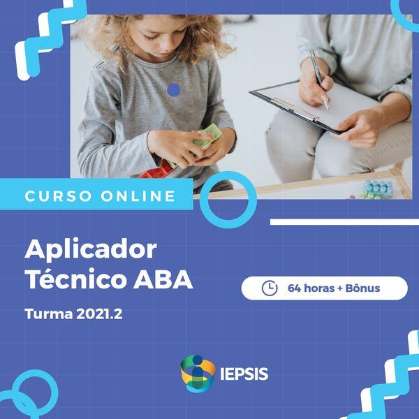 Imagem principal do produto Aplicador Técnico ABA - 2021.2