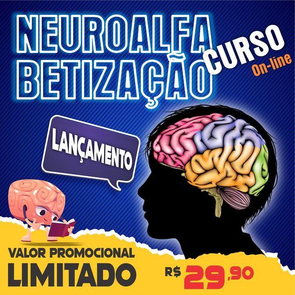 Imagem principal do produto Curso NEUROALFABETIZAÇÃO