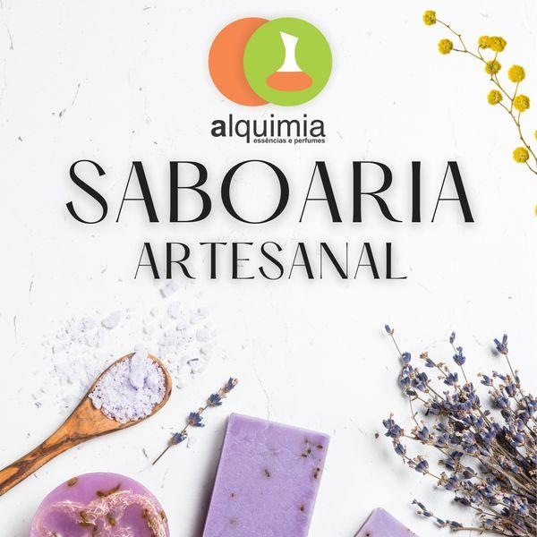 Imagem principal do produto Curso de Saboaria artesanal (Melt and pour)