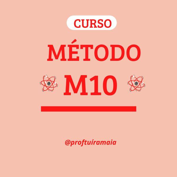 Imagem principal do produto MÉTODO M10