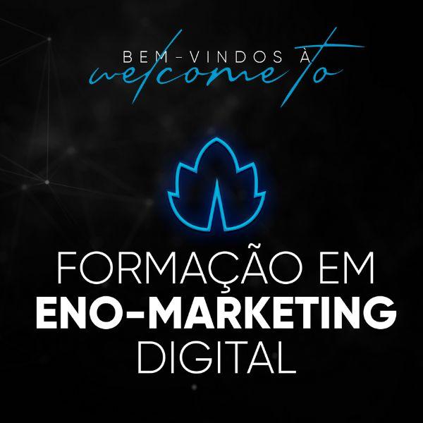Imagem principal do produto FORMAÇÃO EM ENO MARKETING DIGITAL