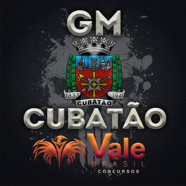 Imagem principal do produto Curso Guarda Municipal de Cubatão 👮♂️
