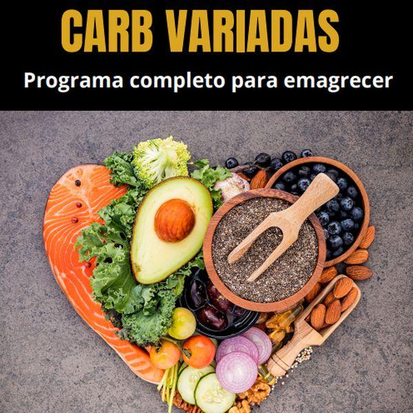 Imagem principal do produto 10 RECEITAS LOW-CARB VARIADAS